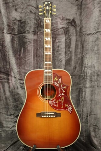 2013 Gibson Hummingbird TV