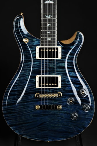 Paul Reed Smith (PRS) Eddie's Guitars Wood Library McCarty 594 - River Blue/Korina