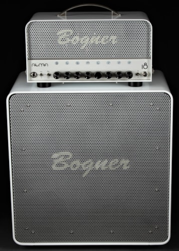 Bogner Atma - Head/Cab Limited White Edition