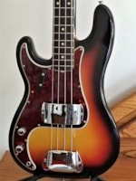 1964 Fender LEFTY Precision Bass
