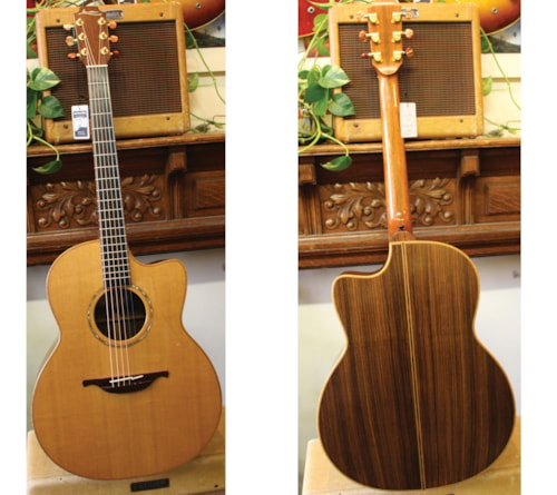 ~1991 Lowden F-35 Rosewood