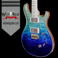 2018 PRS - Paul Reed Smith PRS Wood Library 10 Top Custom 24-08 Quilt Maple T