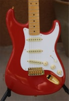 2017 Fender Limited Edition '50s Stratocaster w/ Gold Hardware