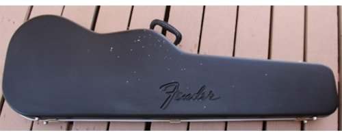 Fender Standard Molded Bass Case Late 90's early 2000's N