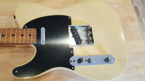 1955 Fender LEFTY Tele