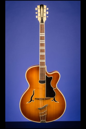 1986 HOFNER Model Special 461-S Archtop