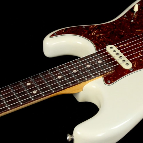 Fender Custom Shop ZF Stratocaster Music Zoo Exclusive NOS Olympic White