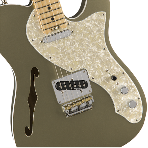 2018 Fender American Elite Telecaster Thinline