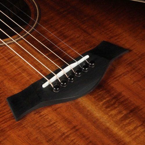 Taylor K24ce V-Class Grand Auditorium Acoustic Shaded Edgeburst