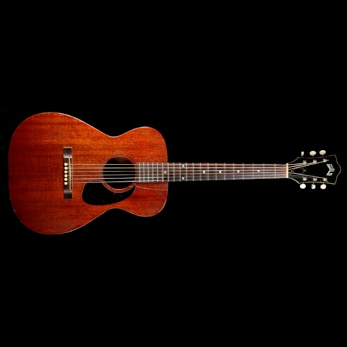 1968 Guild M-20 1968 Natural Mahogany