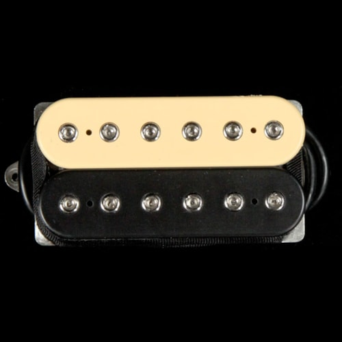 DiMarzio Dominion DP245FBC Zebra Bridge Pickup