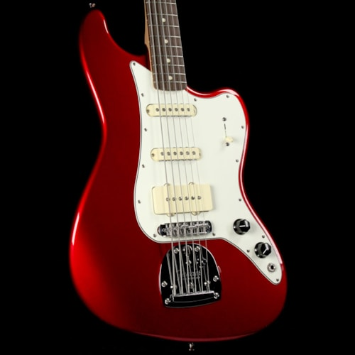 2013 Fender Pawn Shop Bass VI Candy Apple Red 2013