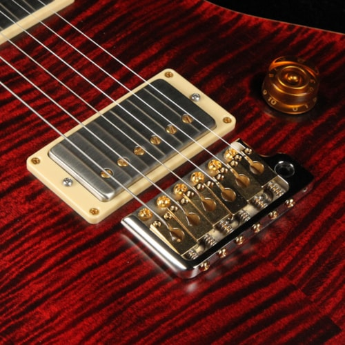 Paul Reed Smith PRS Modern Eagle Brazilian Rosewood Neck Red Tiger 2007