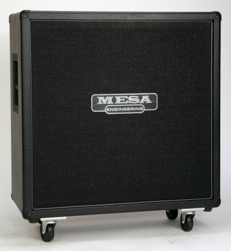 2018 Mesa Boogie 4x12 Rectifier Traditional Straight Cabinet