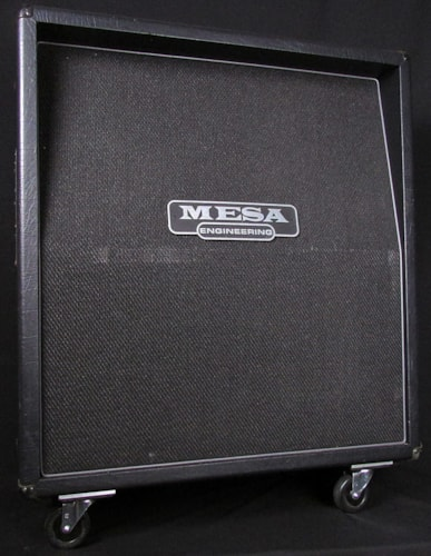 Mesa Boogie 4x12 Rectifier Standard Oversize Straight Slant-baffle Cab