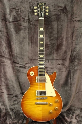 2017 Gibson 58' Reissue Murphy Aged Les Paul
