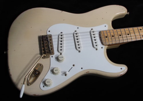 1996 Fender Custom Shop Stratocaster Cunetto