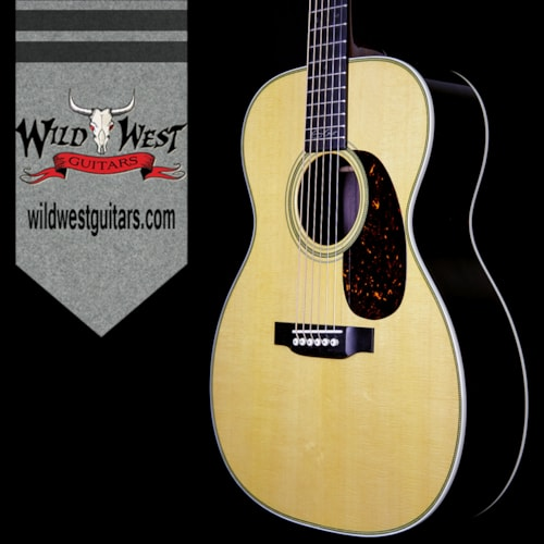 2018 Martin Eric Clapton Signature 000-28 EC Sitka Spruce Top East Indian Rosewood Side & Back Ebony Board Natural