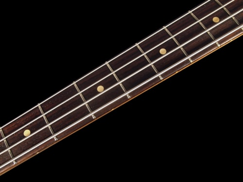 2017 Fender Jazz 1960 Custom Shop '60 Stack Knob J-Bass Reli