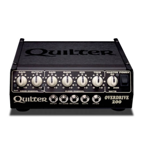 2018 Quilter Overdrive 200