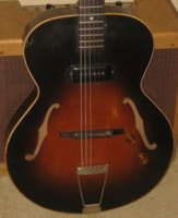 1953 Gibson ES-125 Thick