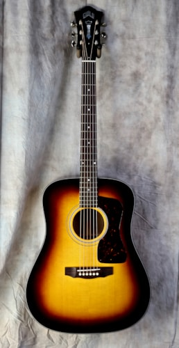 2018 Guild USA D-40 Traditional