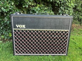 1980 Vox AC30 Top Boost ex Steve Howe YES, ASIA