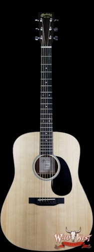 2018 Martin Road Series DRSG with Fishman Sonitone Electric Acoustic Natural