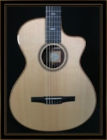 Taylor 712CE-N Grand Concert Nylon String