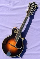 1989 Gibson Master Model F-5L: One Owner, With Extras!