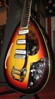 1967 Vox Mark VI Acoustic Teardrop