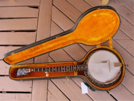 1963 Gibson RB-100