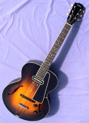 1937 Gibson L-50/ES-150 Conversion: Collector's Tone at a Player's Price