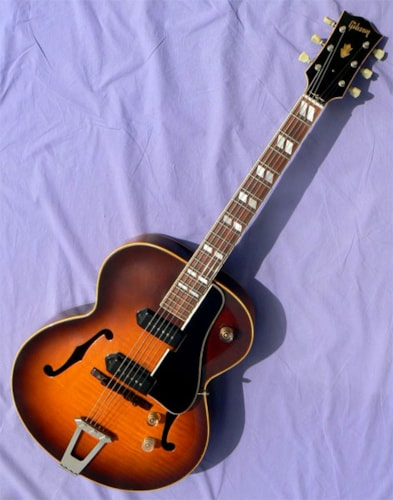 1949 Gibson ES-300: First Year Twin Pickup Model