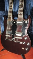 1976 Ibanez 2402 Double Neck 6 / 12 Electric