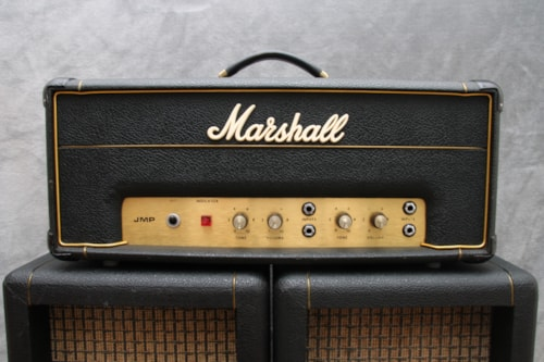 1972 Marshall 1917 JMP PA20 Head and 13x8 Eliptical Columns