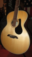 2017 ALVAREZ ABT60E Baritone Acoustic Electric