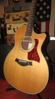 1999 Taylor Model 714C Cutaway Acoustic