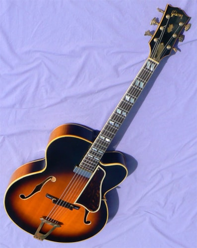 1966 Gibson L-7C Special: Ultra-Rare Model With L-5 Finish and Hardware