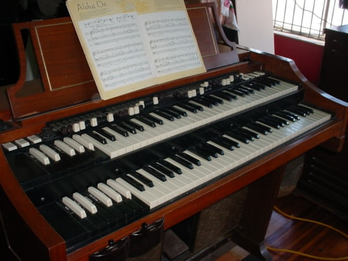 1965 1963 Hammond and 1965 Leslie A-100 and 251