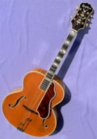 1945 Epiphone Emperor: Spectacular Flame, Thunderous Voice