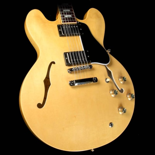 Gibson Memphis Limited Edition ES-335 Traditional  Dark Vintage Natural