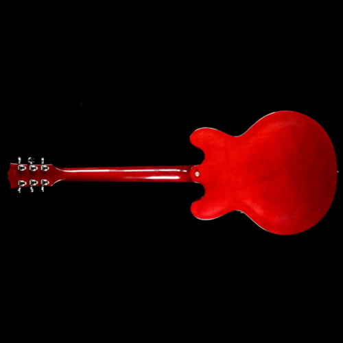 Gibson Memphis ES-335 Dot  Wine Red