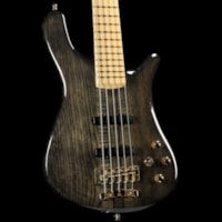 Warwick Custom Shop Streamer LX 5-String Transparent Black