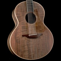 Lowden S35W Figured Walnut Acoustic Natural