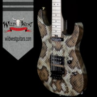 2018 Charvel Warren DeMartini Signature Snake - USA