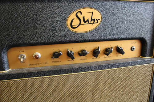 ~2016 Suhr Badger 18 Combo
