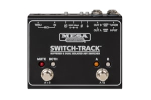 Mesa Boogie Switch-Track Buffered and Dual Isolated ABY Switch