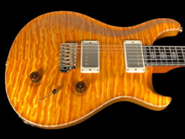 2013 Paul Reed Smith PRS Custom 22 Private Stock Quilt Top