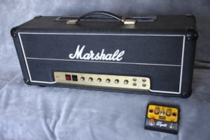 1977 Marshall JMP Super Lead 100w Head Model #1959
